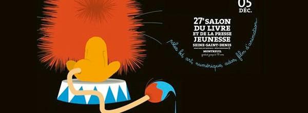 e-Toiles éditions au Salon du Livre et de la Presse Jeunesse de St-Denis